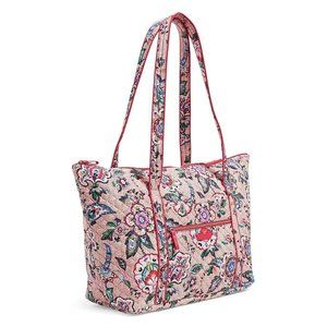 Vera Bradley Iconic Miller Shoulder Tote Travel